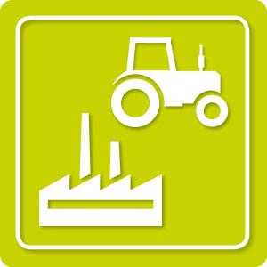 Landwirtschaft, Gewerbe, Handwerk